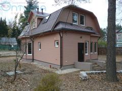 Устройство крыши загородного дома