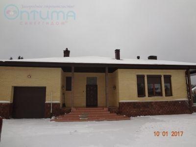 Строительство дома из газобетона в Нововоселье