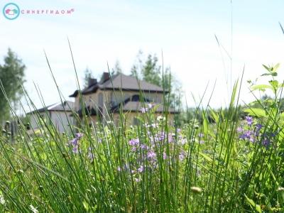 Строительство дома из газобетона в Киссолово