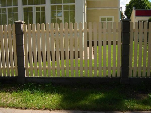 Яндекс как сделать забор