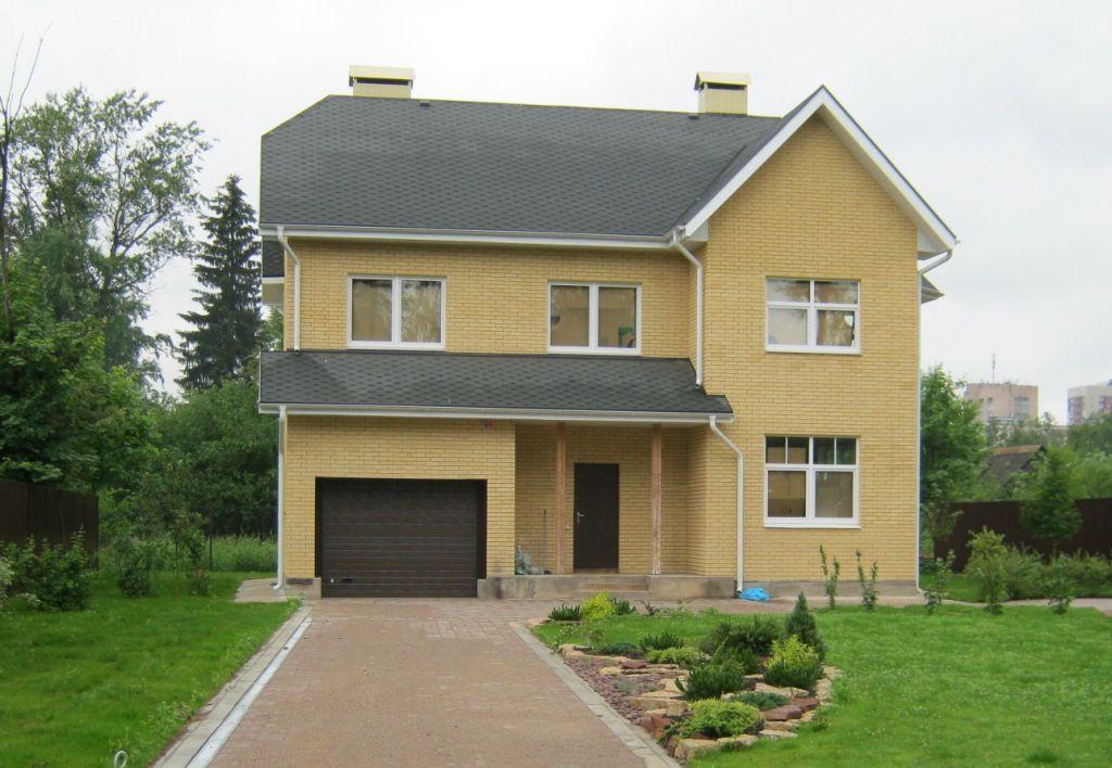 Газобетон-Строительство загородных домов и коттеджей под ключ